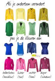 koele kledingkleuren