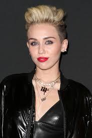 Miley Cyrus kort haar
