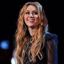Miley Cyrus lang haar
