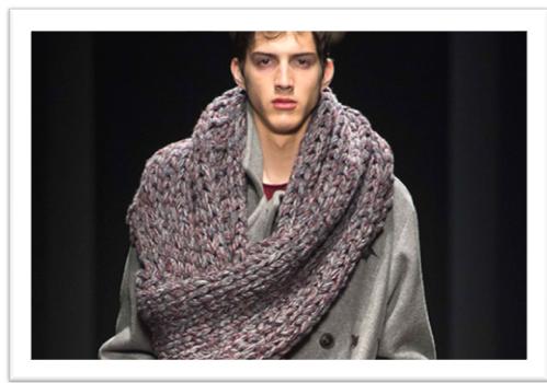 Mega-sjaals