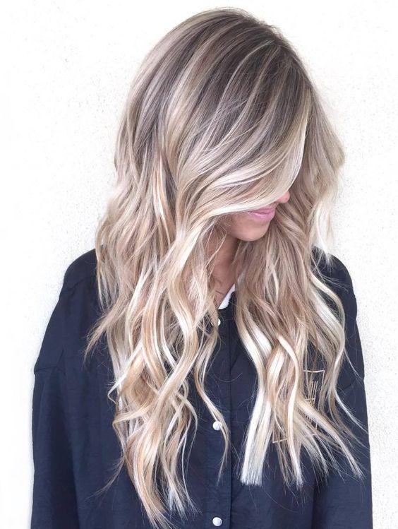 Bobline hair and beauty balayage behandeling