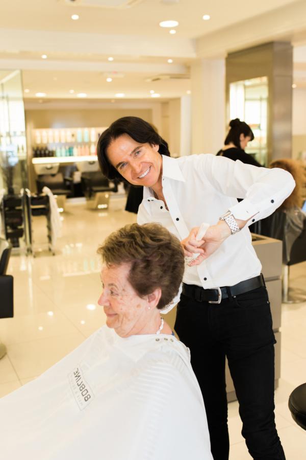 dameskapper Bobline Hair & beauty