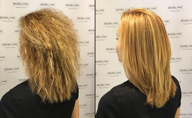 Nanokeratin Bobline Hair & Beauty
