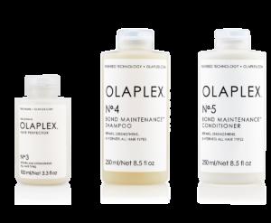 Olaplex 3, 4 en 5